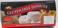 Celiac Specialties Gluten Free Powdered Donuts 6 pack