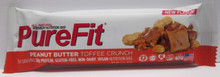 Purefit Toffee Peanut Crunch Bar