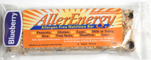 Allerenergy Wild Blueberry Nutrition Bar