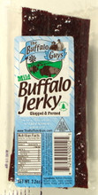 Buffalo Guys Mild Buffalo Jerky, Chopped & Formed