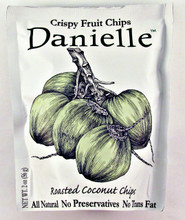 Danielle Roasted Coconut Crispy Fruit Chips