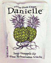 Danielle Tangy Pineapple Crispy Fruit