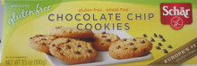 Schar Chocolate Chip Cookies