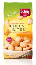 Schar Gluten Free Cheese Bite Crackers