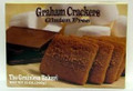 The Grainless Baker Graham Crackers