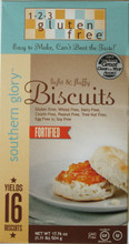 1-2-3 Gluten Free Biscuit Mix