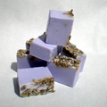 Soft Lavender Cake soap
