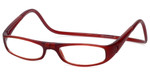 Clic Euro Bordeaux Reading Glasses