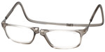 Clic Executive Smoke Reading Glasses