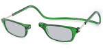 Clic Emerald SunReading Glasses