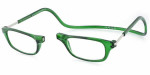 Clic Emerald Reading Glasses