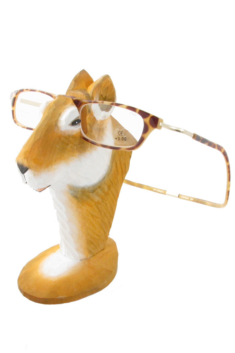 chipmunk peeper eyeglass holder stand clic magnetic glasses