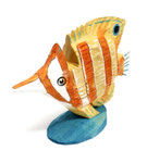 Fish Peeper Eyeglass Holder Stand