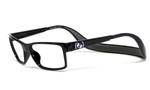 Hoven Eyewear MONIX in Black Turtle :: Custom Left & Right Lens