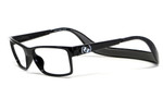 Hoven Eyewear MONIX in Black Turtle :: Rx Bi-Focal