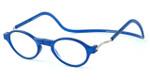 Clic Classic Blue Progressive Glasses
