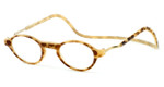 Clic Classic Light Tortoise Progressive Glasses