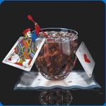 Blackjack & Coke Micro-Fiber Cleaning Cloth