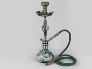Deezer Hookah Pipe Dmagical(green)