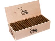 CUBAN REJECTS CIGAR