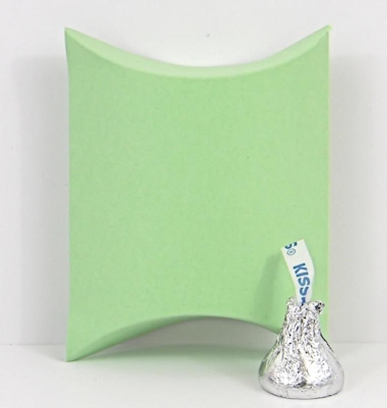 Mini Pillow Box shown in PopTone Limeade.