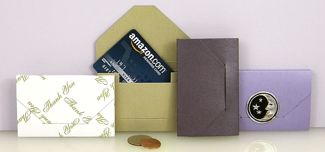 Gift Card Holder Card Business Card Boxes Gift