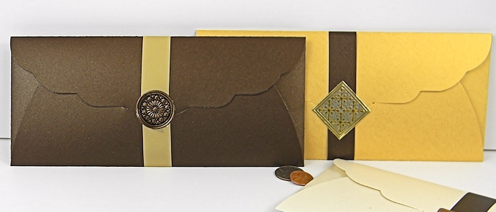 Gift Certificate Envelope