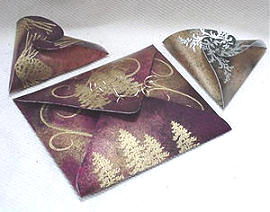 Decorated With Rubber Stamps