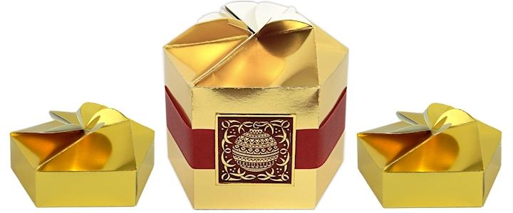Petal Boxes