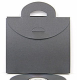 CD Briefcase shown in Shimmering Anthracite.