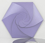 CD Pouch shown in Shimmering Amethyst.
