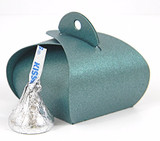 Mini Trinket Box shown in Shimmering Green.