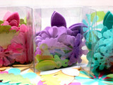Bayley's Box of Blossoms available in 18 beautiful colors!