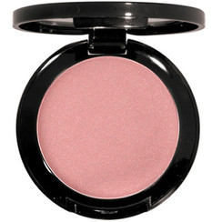- Pressed powder blush - Satin finish - Sheer coverage