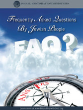 Written by Tom Cantor of Israel Restoration Ministries. Tom is a Jewish born again follower of the Lord Jesus Christ. This book will help anyone understand the biblical answers to the most common questions Jewish people have, and it will help you to learn and know Bible doctrine better. This book covers the most frequently asked questions or FAQ's that Jewish people have about Christianity and the validation of Jesus as the Messiah. Some of the 34 questions answered are: How can the Jewish Messiah be identified? What is a Jew? Where was God during the Nazi holocaust? Do the Hebrew scriptures support the tri-unity of the Godhead?  This is a great gift to give to any Jewish person who may be searching for the truth and evidence of the scriptures in who the Messiah really is, as well as for any Christian who wants to learn more doctrine and teaching from a Jewish perspective.