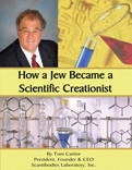 This 48 page booklet is a power packed testimony of how Science supports Biblical truths of Creationism. This true story of Tom Cantor and his search for the truth of God, and how the Creator was easily seen in Science and the Bible. This is a very popular evangelism booklet for Jewish and Gentile people alike.  PACK OF 12 BOOKLETS