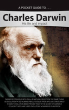 What ideas influenced Charles Darwin?     Did his daughter's death turn him from Christianity?     Was Darwin a real scientist?     What is the connection between Darwin and racism?  These and other questions are answered in this Pocket Guide to Charles Darwin. Looking at the course of his life, Darwin was influenced by many people and has had an extensive influence on society. This book will give you the answers to questions about Darwin's life and his tragic legacy, and show you why you can't just add evolution to the Bible.