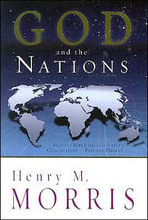"Secular anthropologists spend a great deal of time studying civilizations. They probe historical sources and plunge spades into the earth to uncover the secrets of past cultures.  Sadly, the most reliable sourcebook is rarely used, but the Bible has proven repeatedly that it is the real secret to ""the nations"" and their births and deaths. From the discovery of city states like Nineveh, to future plans for Egypt, those who dig through the past are routinely shocked by the accuracy of the Bible's geography and history.  Now, prolific scholar Henry M. Morris has written a handy guide for those interested in the past--and future--of civilizations the world over. Morris is an unabashed admirer of the veracity of the Bible, and uses its predictive prophecy to inform readers about God's plan for the nations of the world. If we are, as the Bible states, the highest form of special creation, then our Creator knows what is best for us. That message doesn't have to be hidden from anyone, and this book shines a light through the passageways of time, to show all people the origins and purpose for the world."