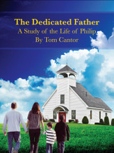 The Dedicated Father by Tom Cantor  Join Bible Teacher Tom Cantor as he outlines the Biblical characteristics of a Dedicated Father from the Life of Philip as shown in the book of John and Acts. Tom Cantor answers from the Bible the questions of how to be a dedicated father. Tom details 8 biblical qualities that are to be in every Godly father's life and that are drawn out from the life of Philip in the scriptures. Makes a great gift for any father desiring to be a dedicated father, future father, or any Christian that just wants to see how dedicated God is as our heavenly father.