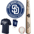 Silent Auction #2  Just in Time for Padres Day!  Autographed Padres baseball  Padres mini bat  $75 Petco Park Gift Certificate  2 Padres Tickets  Padres Shirt  FCA Apparel  $300 Value Buy it Now $225  This item will be auctioned off at the Taste of Creation fundraiser event on June 3rd or you can buy it now!