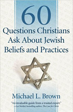 Respected scholar and Messianic Jew, Michael L. Brown answers sixty common questions Christians have about Jewish people, culture, practices, and the Jewish background to the New Testament.