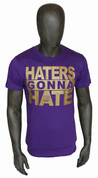 OMEGA PSI PHI HATERS T SHIRT