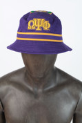 OMEGA PSI PHI CLASSIC BUCKET HAT