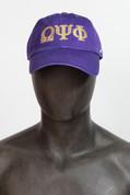 OMEGA PSI PHI BASEBALL CAP (NIKE)