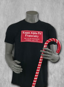 ΚΑΨ SIGNATURE BLACK T-SHIRT 1.0