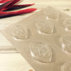 Modern Guam Seal Chocolate, Butter, & Gelatin Plastic Mold