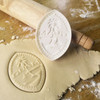 """Tribal Guam Seal Cookie Cutter Stamp - 3.5"""""""