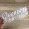Chamoru Heritage Sticker Decal - 6x12