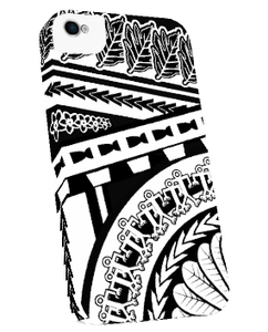 Chamorro Tribal Pattern Case for iPhone Model Phones
