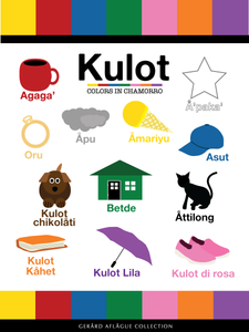 Kulot - Chamorro Colors - Fine-Art Illustration
